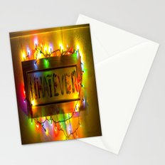 Word that defines a generation? Stationery Cards
