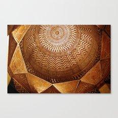 cairo dome Canvas Print