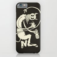 iPhone & iPod Case featuring The Devil by Landon Sheely