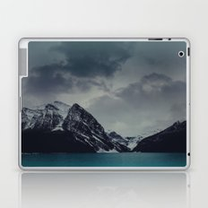Lake Louise Winter Landscape Laptop & iPad Skin