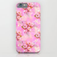 iPhone & iPod Case featuring Roses Trio by Joan McLemore