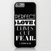 Perfect love iPhone 6 Slim Case