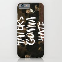 Haters Gonna Hate iPhone 6 Slim Case