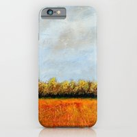 iPhone & iPod Case featuring Oakdale Nature Preserve by Eric Weiand