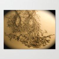 Yael-base linkage Canvas Print