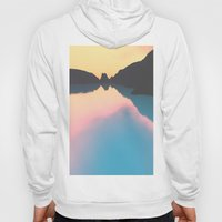 Indonesian crater lakes Hoody