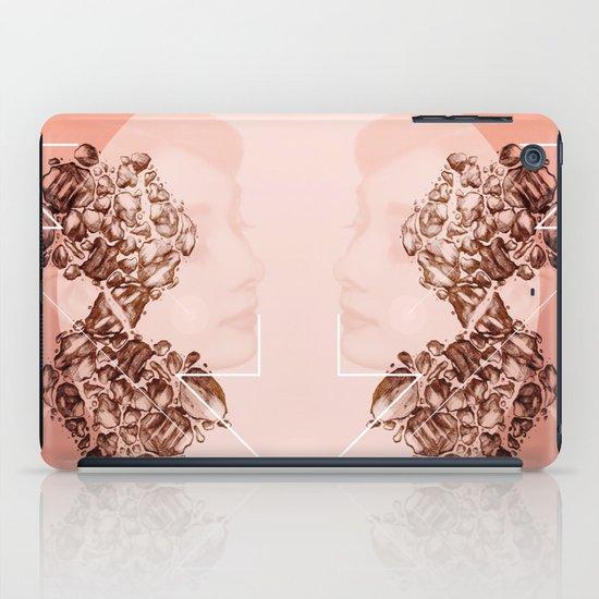 Old School Rocks! Audrey Hepburn Version iPad Case