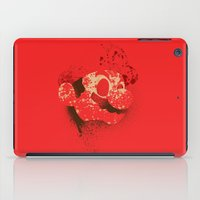 The Red Knight (Red Version) iPad Case