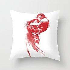 FINAL FANTASY VIII  Throw Pillow