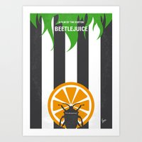 No531 My Beetle Juice Mi… Art Print