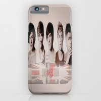 one direction iPhone & iPod Cases featuring One Direction by store2u