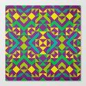 Quadrilaterals Canvas Print