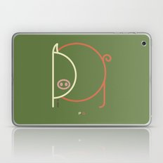p- pig Laptop & iPad Skin
