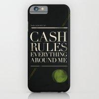 iPhone & iPod Case featuring C.R.E.A.M. by Michael Ziegenhagen