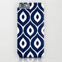 Leela Navy iPhone & iPod Case