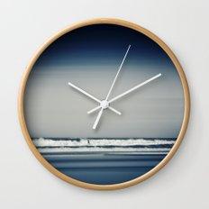 wave rider Wall Clock