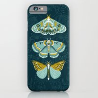 iPhone Cases featuring Lepidoptery No. 8 by Andrea Lauren  by Andrea Lauren Design