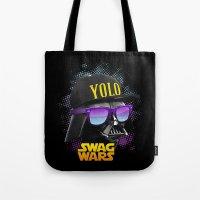 Darth Vader Swag Tote Bag