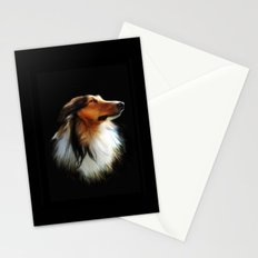 Lassie Stationery Cards