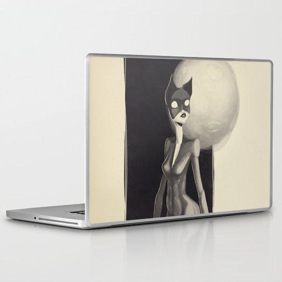 Catwoman Laptop & iPad Skin