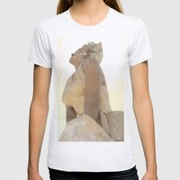 oh marilyn...  Womens Fitted Tee Ash Grey SMALL