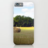 Happy Hayfield iPhone 6 Slim Case