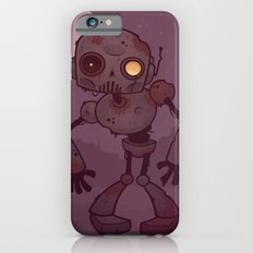 Rusty Zombie Robot iPhone 6s Slim Case