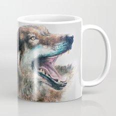 Wolf smile Mug
