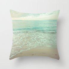 calm day 02 ver.vintage Throw Pillow