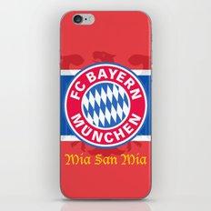 Bayern Munich iPhone & iPod Skin