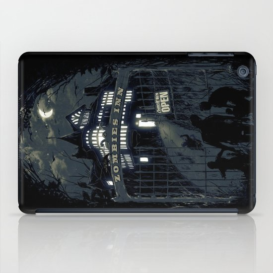 Zombies Inn iPad Case