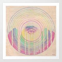 Inner Vision Art Print