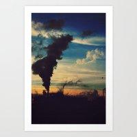 Southside Chicago Factor… Art Print