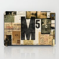 M5 Collection iPad Case
