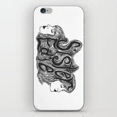 Sister Edie iPhone & iPod Skin