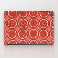 Grapefruit iPad Case