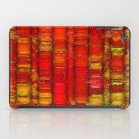ABSTRACT - Delphian heart iPad Case