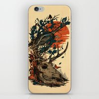 Dominate iPhone & iPod Skin