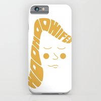 iPhone & iPod Case featuring Woohoo Wifey by Sarah Jane Design