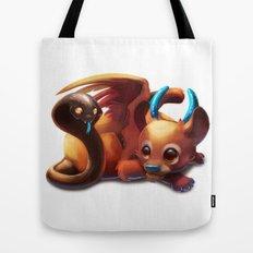 Baby Chimera Tote Bag