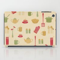 Kitchen iPad Case