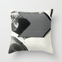 Bastardize | Perry Throw Pillow