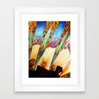 Chorus Boys  Framed Art Print