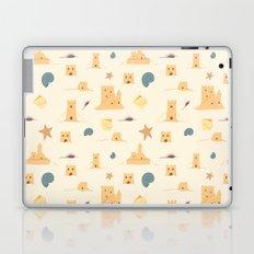 Sandcastles Laptop & iPad Skin