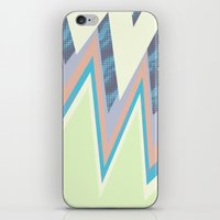 Bolted iPhone & iPod Skin