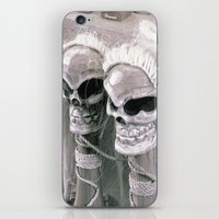 Death For Sale iPhone & iPod Skin