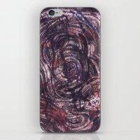 Underwater Supernova iPhone & iPod Skin