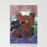 Magic Box Stationery Cards