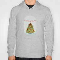 I'll Be Home For Christm… Hoody