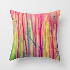 Abstract Painting 22 Throw Pillow